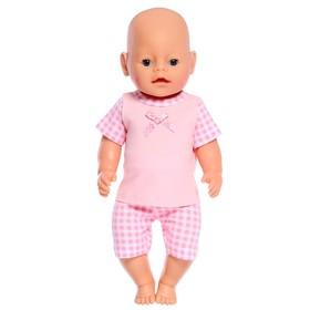 Одежда для кукол «Туника и бриджи»