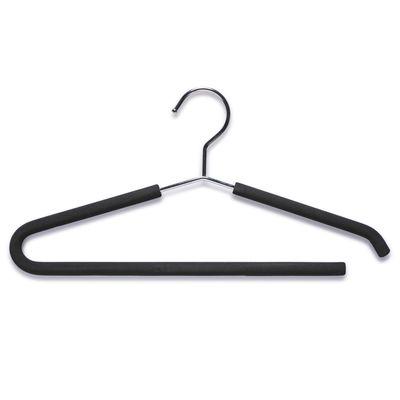Вешалка для одежды металл, силикон - Фото 1