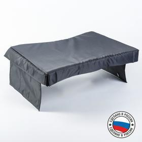 Столик для детского автокресла TORSO, серый Ош