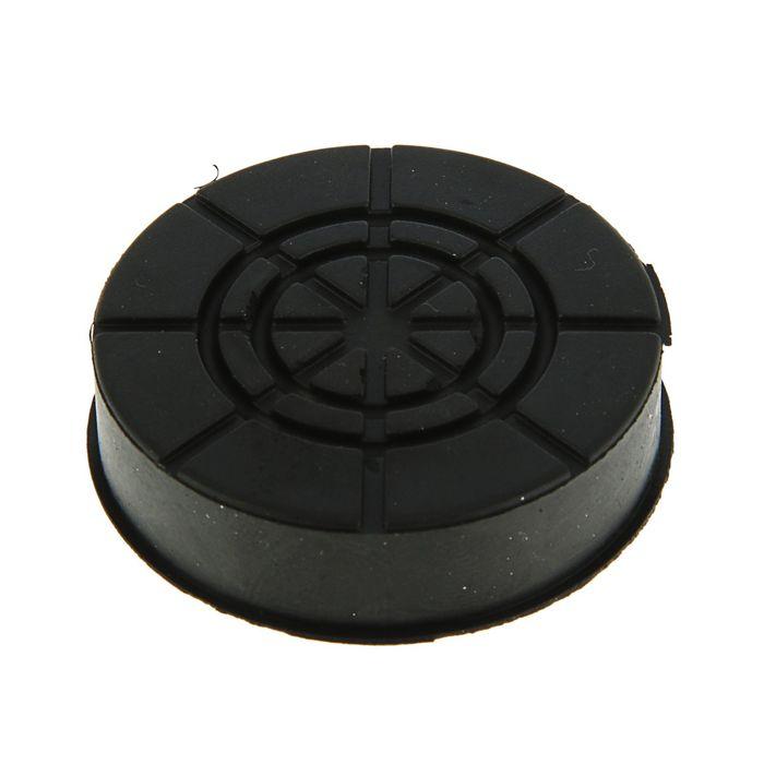 Адаптер для бутылочных домкратов MATRIX с резиновой накладкой диаметр штока 22 мм