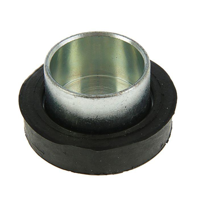 Адаптер для бутылочных домкратов MATRIX с резиновой накладкой (диаметр штока 32 мм)