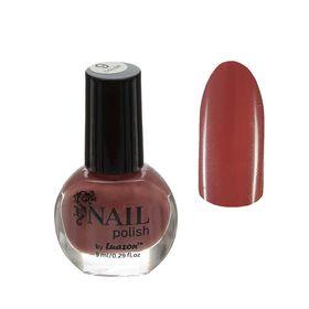Лак для ногтей, 9мл, цвет 09-036 коричневый Ош
