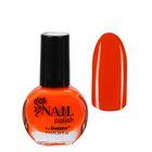 Лак для стемпинга, 9мл, цвет 6-090 оранжевый