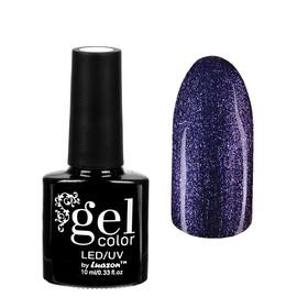 """Гель-лак для ногтей """"Хамелеон"""", трёхфазный LED/UV, для чёрной основы, 10мл, цвет 001 фиолетовый"""