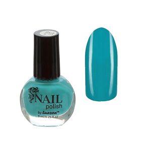 Лак для ногтей, 9мл, цвет 033-110 небесно-голубой Ош