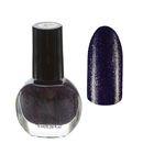 Лак для ногтей с блёстками, 9мл, цвет 076-212 синий