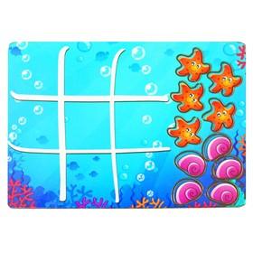Крестики-нолики 'Водный мир', мини Ош