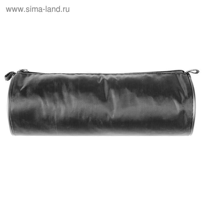 "Пенал мягкий тубус 65х210 мм, ткань ""Серый"""