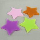 Губка силиконовая «Звезда», 13×13×1 см, цвет МИКС - Фото 2