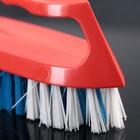 Щётка-утюжок средняя средней жёсткости АкваМаг, длина щетины 2,5 см, цвет МИКС - Фото 3