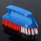 Щётка-утюжок средняя средней жёсткости АкваМаг, длина щетины 2,5 см, цвет МИКС - Фото 4