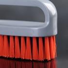 Щётка-утюжок малая средней жёсткости АкваМаг, длина щетины 2,3 см, цвет МИКС - Фото 3