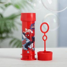 """Мыльные пузыри """"Человек-паук"""", 45 мл"""
