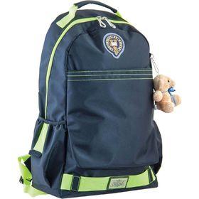Рюкзак молодёжный Yes OX 290 47.5 х 30 х 14.5 см, эргономичная спинка, чёрный
