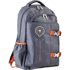Рюкзак молодёжный Yes OX 302 47 х 30 х 14.5 см, эргономичная спинка, серый