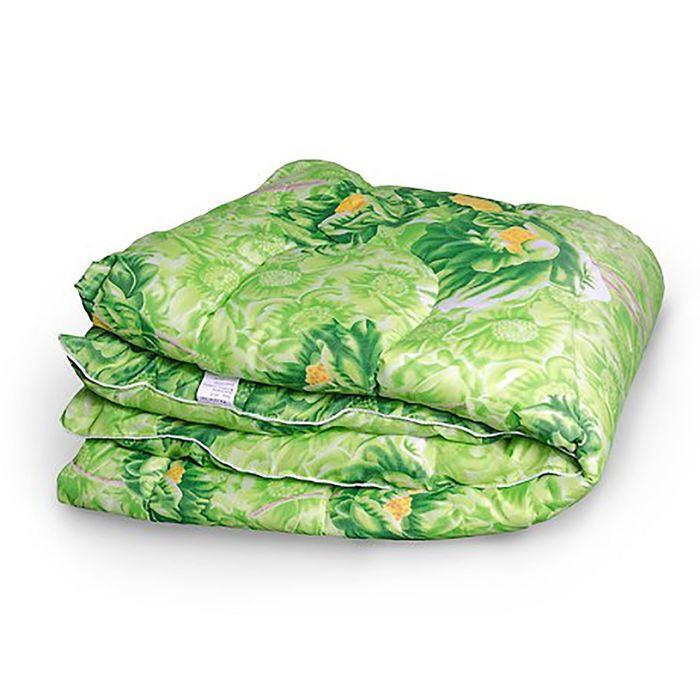 Одеяло евро, 200х220 см, цвет МИКС