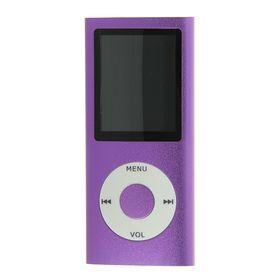 MP3-плеер Perfeo I-Sonic, фиолетовый
