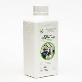 Средство для уборки дома Clean Home универсальное ,1 л