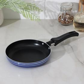Сковорода «Лерой», d=14 см, с антипригарным покрытием, МИКС