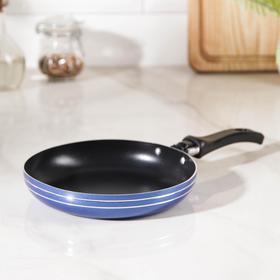 Сковорода «Лерой», с антипригарным покрытием, d=16 см, МИКС