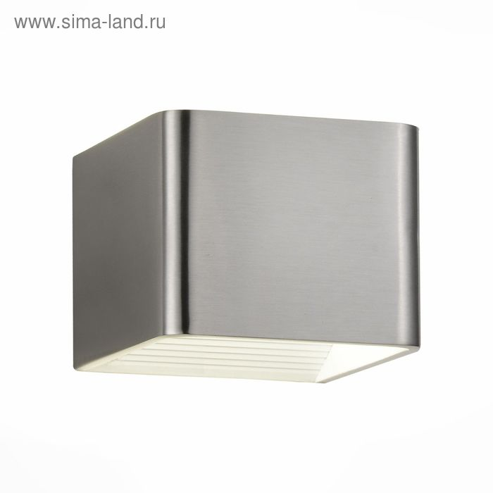Бра GRAPPA 6Вт LED никель 8см