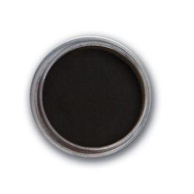 Акрил для ногтей цветной JessNail, цвет черный бархат, 6 г