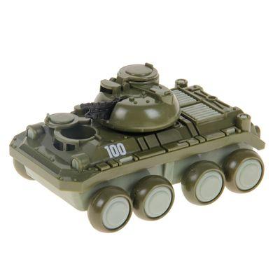Боевая машина пехоты «Детский сад»