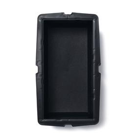 Форма для тротуарной плитки «Кирпич», 20 × 10 × 6 см, шагрень, Ф11018, 1 шт. Ош