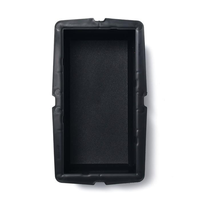 Форма для тротуарной плитки Кирпич, 20  10  6 см, шагрень, Ф11018, 1 шт