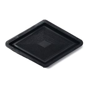 Форма для тротуарной плитки «Ромб», 19 × 33 × 4,5 см, узорный, Ф31021, 1 шт Ош
