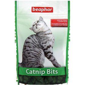 """Подушечки Beaphar  """"Catnip-Bits"""" с кошачьей мятой 150гр, для кошек"""