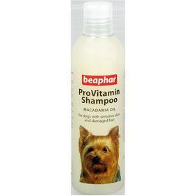 Шампунь Beaphar  с маслом ореха  для собак с чувствительной кожей и ломкой шерстью, 250мл