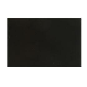 Картон цветной А4, 240 г/м2 'Нева' чёрный, мелованный Ош