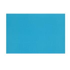 Картон цветной А4, 240 г/м2 'Нева' синий, мелованный Ош