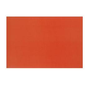 Картон цветной А4, 240 г/м2 'Нева' красный, мелованный Ош
