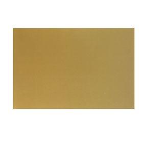 Картон цветной А4, 240 г/м2 'Нева' золото, мелованный Ош