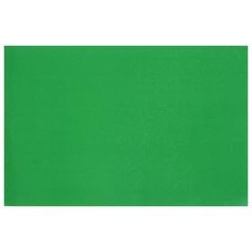 Картон цветной А4, 240 г/м2 'Нева' зелёный, мелованный Ош