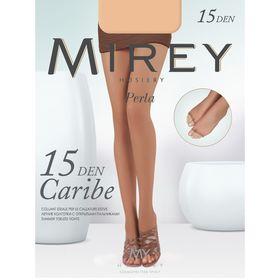 Колготки женские Mirey Caribe, 15 den, размер 2, цвет glace