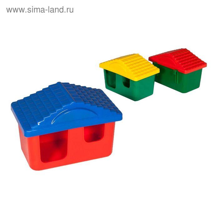 Домик RP для грызунов малый, 11*8*7