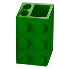 Стаканчик для зубной щетки, детский Bob, цвет зеленый