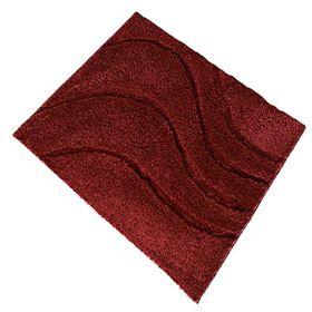Коврик для ванной, комнаты La ola, цвет красный