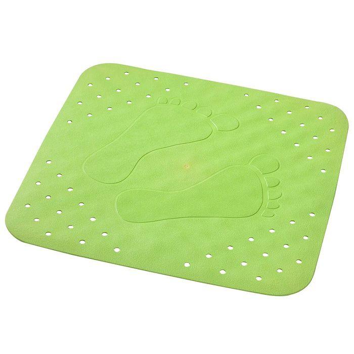 SPA-коврик противоскользящий Plattfuß, цвет зеленый