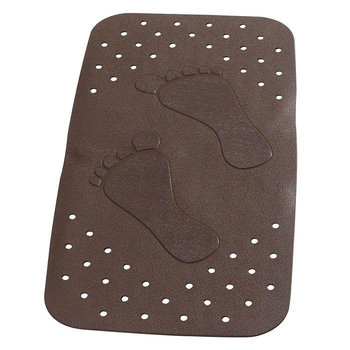 SPA-коврик противоскользящий Plattfuß, коричневый