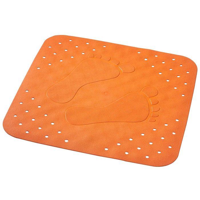 SPA-коврик противоскользящий Plattfuß, цвет оранжевый