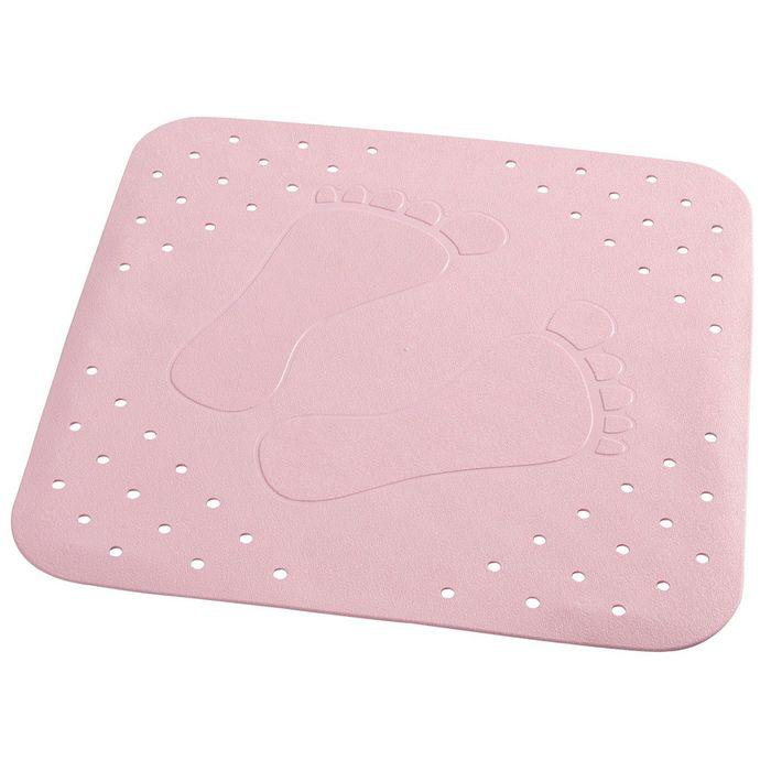 SPA-коврик противоскользящий Plattfuß, цвет розовый