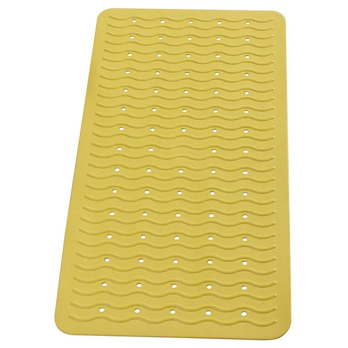 SPA-коврик противоскользящий Playa, цвет желтый