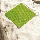 SPA-коврик противоскользящий Playa, цвет зеленый - Фото 2