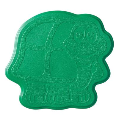 Мини-коврики для ванны Slip-Not XXS 6 шт, цвет зелёный - Фото 1