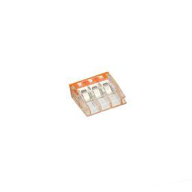 Строительно-монтажная клемма КБМ-2273-233, 2.5 мм2, с пастой Ош
