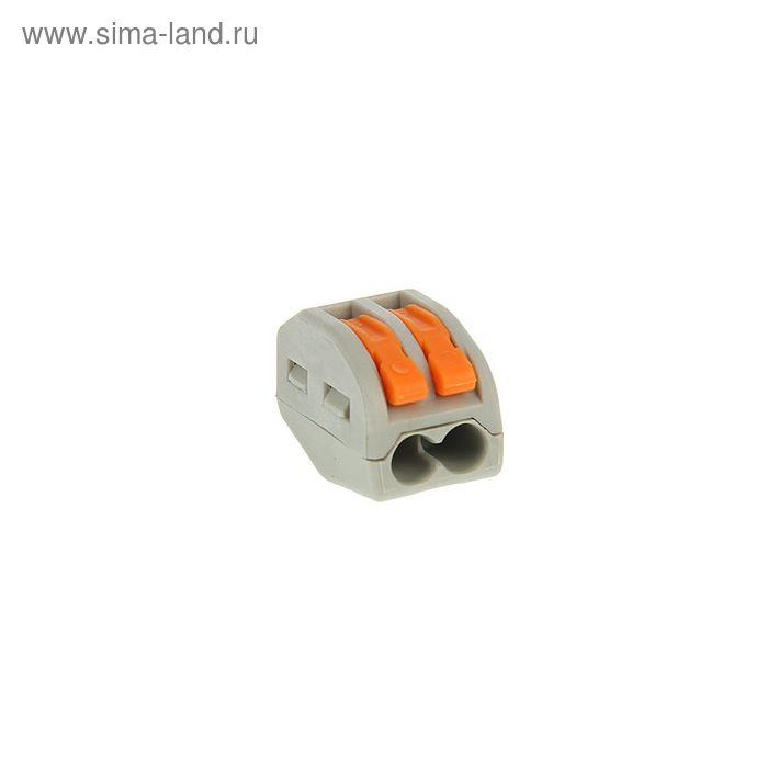 Соединительная клемма TDM СК-412, 2.5 мм2
